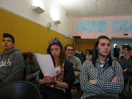 Studenti nella Casa di Reclusione di Massa partecipano al dibattito