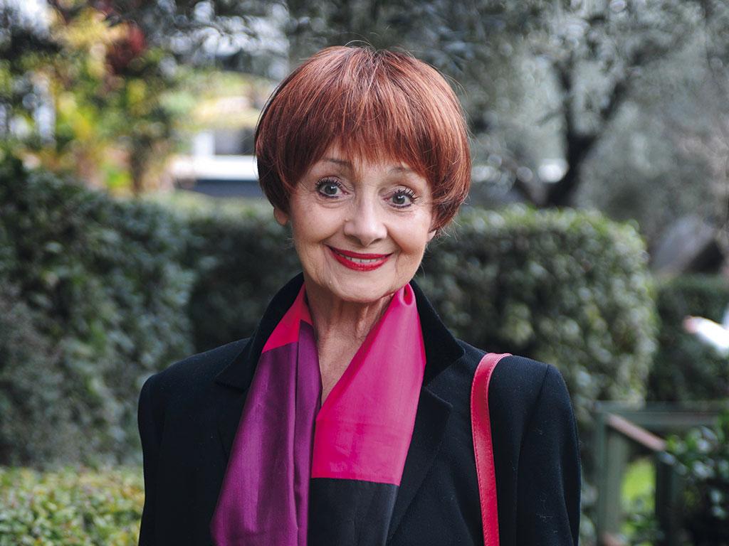 Milena Vukotic al Prato Film Festival