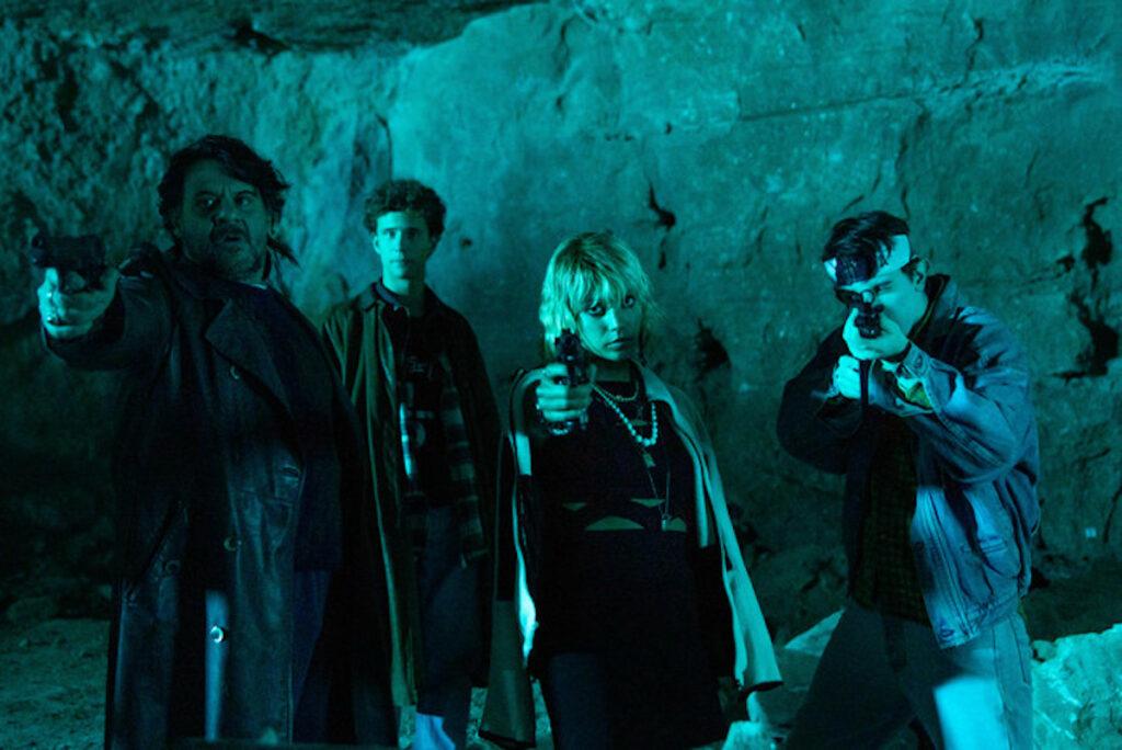Film Il mosro della cripta
